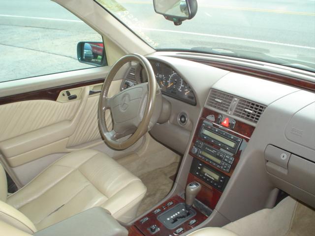 Mercedes For Sale >> 1996 Mercedes C280