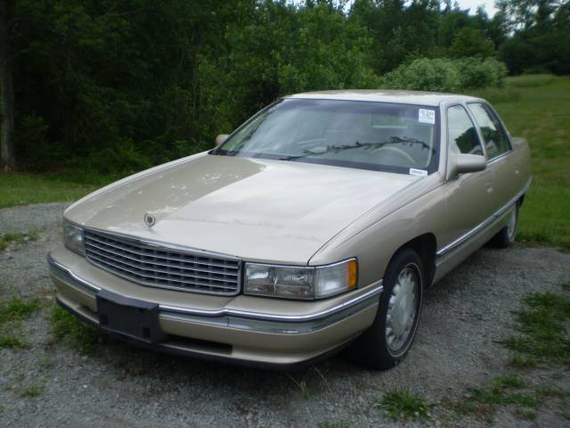 1996 cadillac deville. Cars Review. Best American Auto & Cars Review