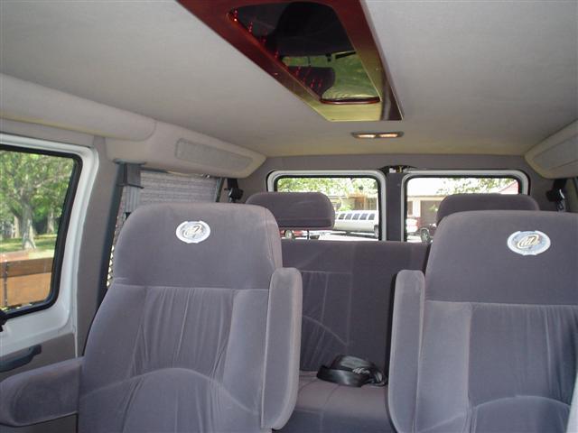 1999 Dodge Ram 1500 Conversion Van